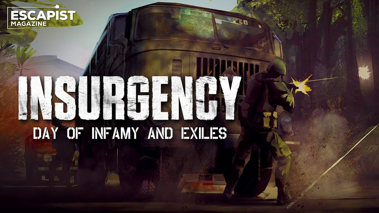 Insurgency Documentary - The Cancelled Exiles Project | Gameumentary