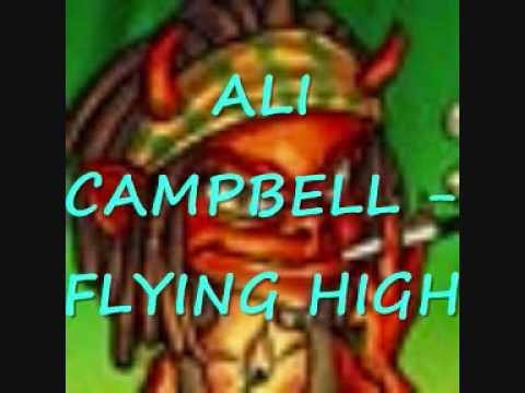 FLYING HIGH Lyrics - ALI CAMPBELL
