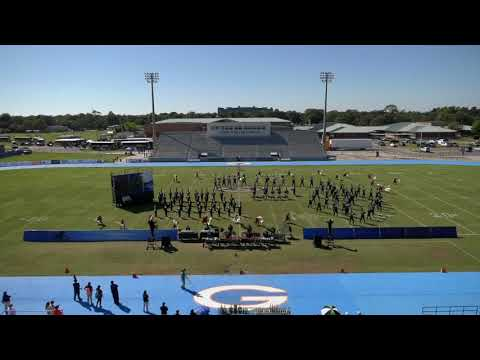 "Gautier High School Band 2018 ""Annabel Lee"""