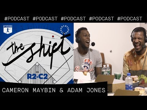 Cameron Maybin, Adam Jones, & CC Sabathia Talk The Trade Deadline & Brawls | The Shift On R2C2