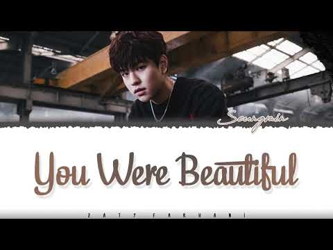Skz Seungmin 'you Were Beautiful' Day6 Cover Lyrics Color Coded_han_rom_eng