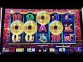 "BIG WIN🍀New Slot ""5 KINGS"" Bet $3, Dancing Drums Slot Bonus Win, Barona Casino, Akafujislot  スロット"