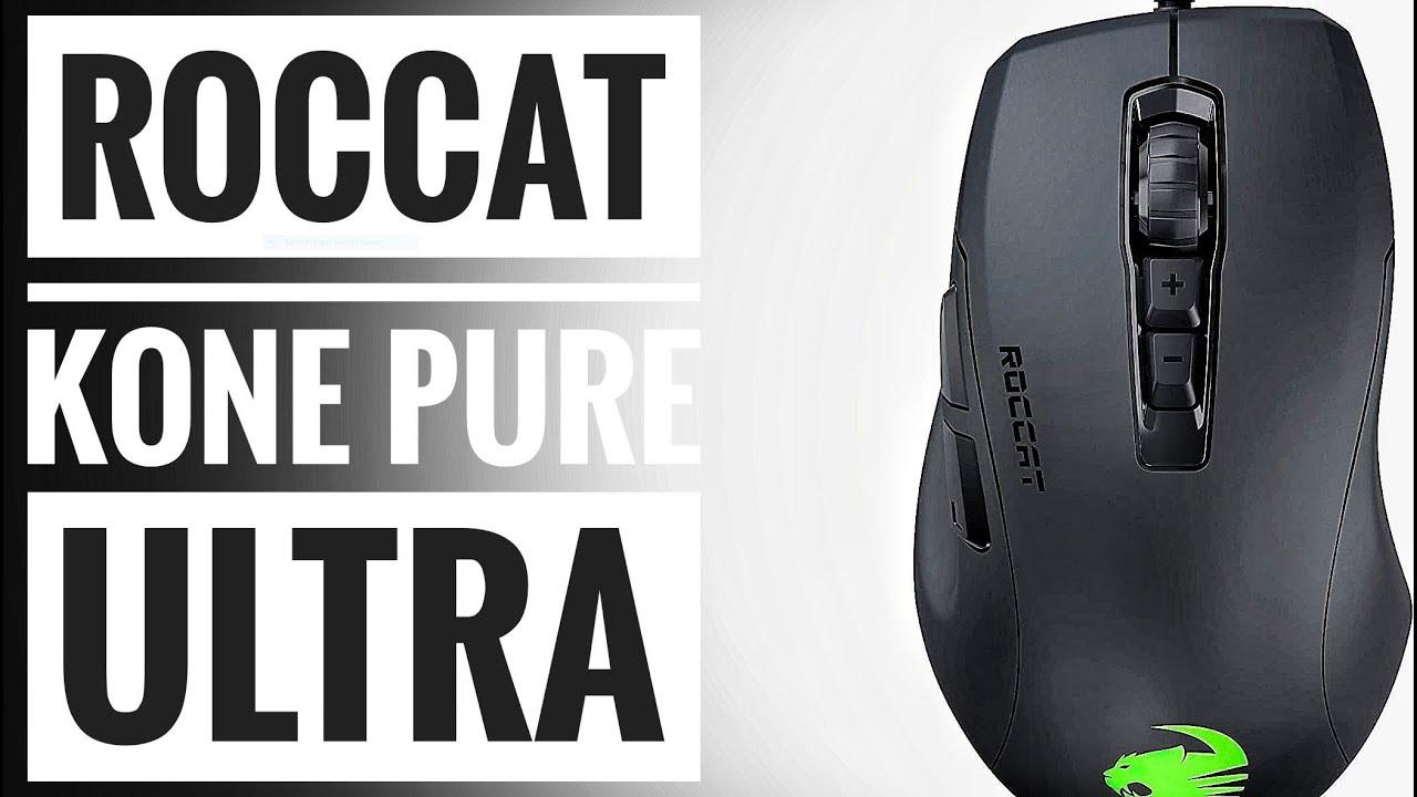 Roccat Kone Pure Ultra Test/Review: Wartet mit dem Kauf ...