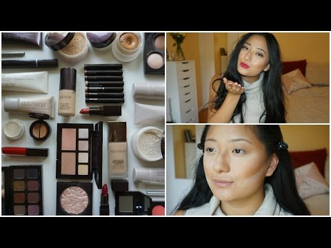 LAURA MERCIER COSMETICS || One Branded Tutorial || Jenny Fon