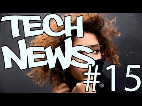 Google Glass, Samsung, #Music, Fibre à 2GBs  Tech News #15