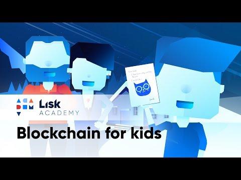 Blockchain For Kids | Blockchain Explained For Beginners