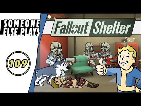 Fallout Shelter - Ep. 109 - Synths For Sale! | (Let's Play/PC Gameplay)