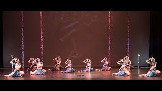 Brahmanjali - Kuchipudi | Ragamalika | Adi Taalam | Prashanthi Chitre Institute of Performing Arts