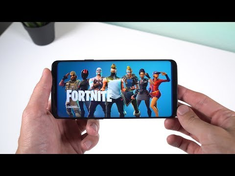 Fortnite On Android Is Finally Here!