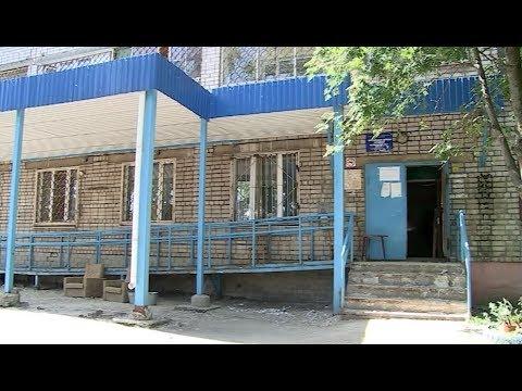 В отделении детской поликлиники №1 на Северном шоссе начался масштабный ремонт в Череповце