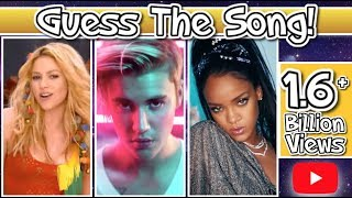 Download 2019 GUESS THE SONG CHALLENGE! - (1.6+ Billion YouTube Views Edition) Mp3 and Videos