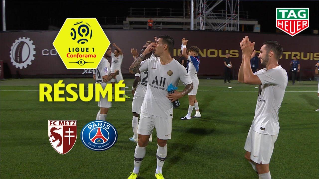 Ligue 1, Metz - PSG streaming, probabili formazioni e diretta tv -  Generation Sport