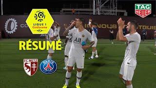 FC Metz - Paris Saint-Germain ( 0-2 ) - Résumé - (FCM - PARIS) / 2019-20