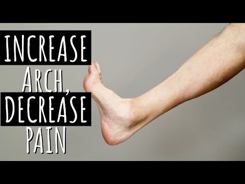 3 Simple Foot Strengthening Exercises: Increase Arch, Reduce Pain