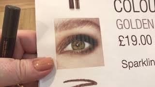 Как подобрать тени под ваш цвет глаз