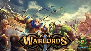 Warlords (iOS / Android) Gameplay HD