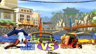 [TAS] The King Of Fighters 98 - Orochi Iori Singleplay