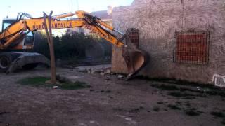 Demolición en Murcia