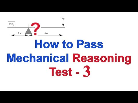 How to Pass Mechanical Reasoning Test - 3 (With Test Questions Examples and  Answers Explained)