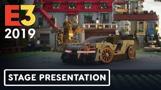 Forza Horizon 4: Lego Lego Speed Champions Full Reveal Presentation - E3 2019