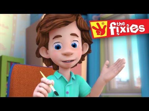 The Fixies English ★ The Drain Plus More Full Episodes ★ Fixies English | Cartoon For Kids