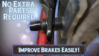 MAXIMIZE Your BMX Brakes!