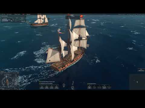 Naval Action passing the final exam easymode mastsniping