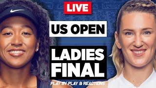 🔴 OSAKA vs AZARENKA | US Open 2020