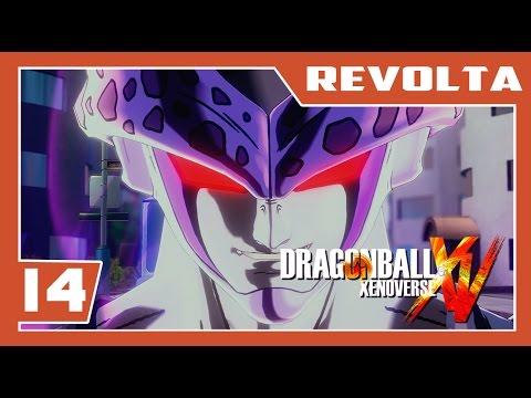 Dragon Ball Xenoverse: Detonado Em Português - Parte #14 - CAOS TOTAL, CHOQUE DE RIVAIS