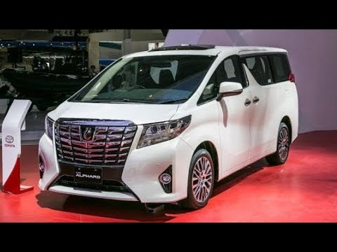all new alphard 2018 redesign garnish fog lamp grand avanza toyota very charming interior and exterior youtube