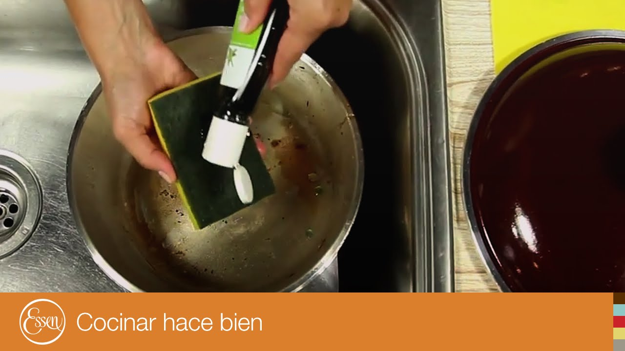 Essen c mo limpiar tus cacerolas ollas y productos - Como limpiar aluminio oxidado ...