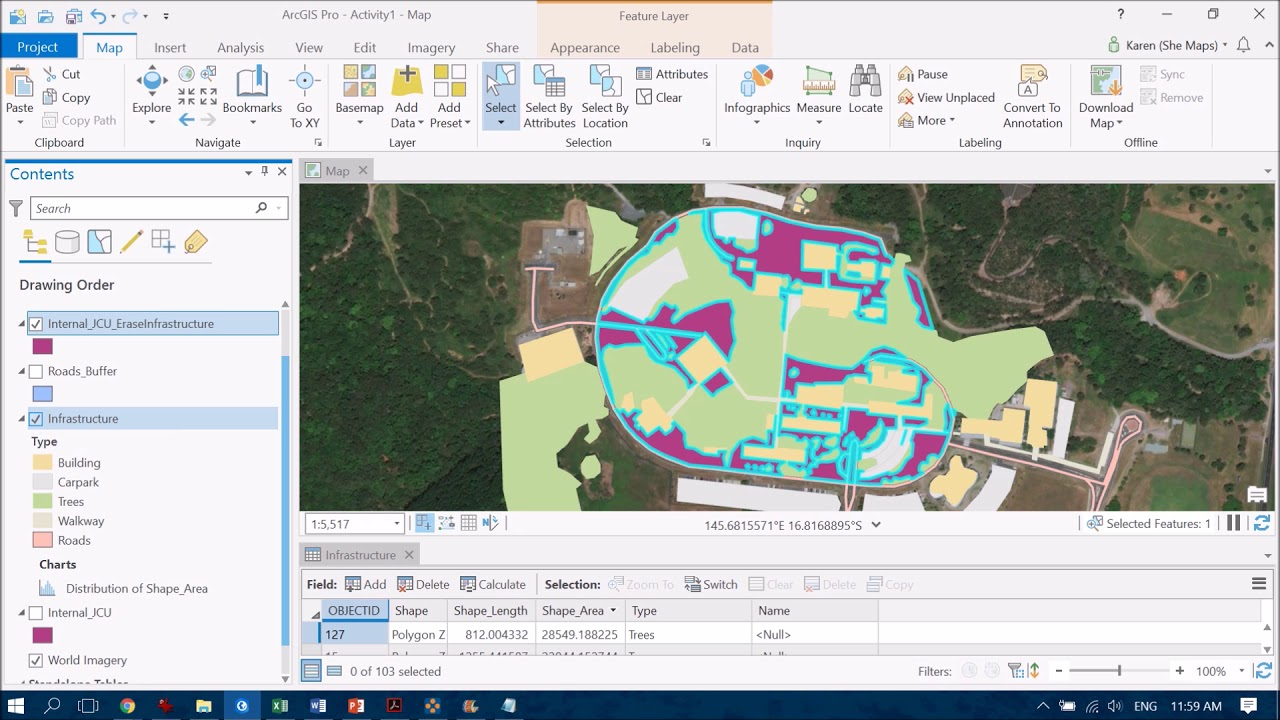 Arcgis Pro Picture Fill