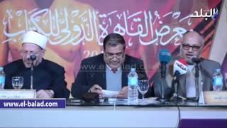بالفيديو .. رئيس جامعة الأزهر يوضح سبب اتباع الأزهر للمذهب «الأشعرى»