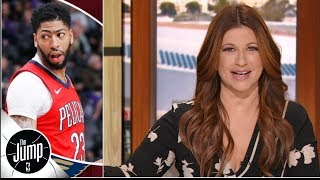 Anthony Davis getting traded from Pelicans would change NBA's landscape - Rachel Nichols | The Jump thumbnail