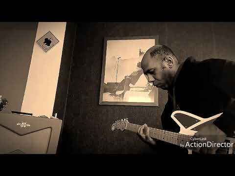 Reverend BC-1 Billy Corgan signature test