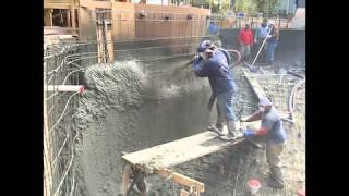 Basalt rebar in swimming pool and foundation(, 2015-12-24T17:20:57.000Z)