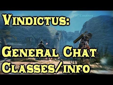 Vindictus: Classes & General Chat/Info