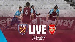 Live: west ham united u23 v arsenal u23