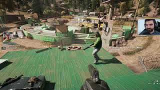 Far Cry 5 #4 - Świr i Puma [poboczne]