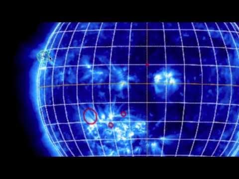2MIN News July 11, 2012: Comet, Magnetic Portals