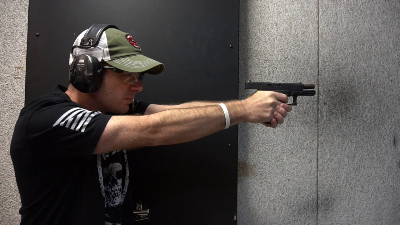 FAXON DROP IN GLOCK 19 BARRELS at the range and up close
