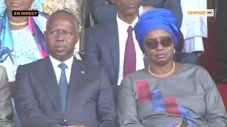 Revivez: Pose première pierre stade du Sénégal 🇸🇳