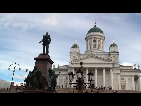 Churches in Helsinki - Finland