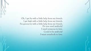 NHS Voices - With A Little Help From My friends (HD Lyrics)