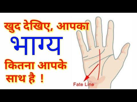 hand rekha astrology in hindi