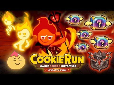 CookieRun【Auto-Run Ep.3】ออโต้รันฟาร์มกล่องชิลๆ Hunting Mystery Box | xBiGx