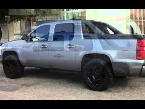 2007 chevrolet avalanche 1500 ltz 4x4 for sale in tucson for Too hot motors tucson