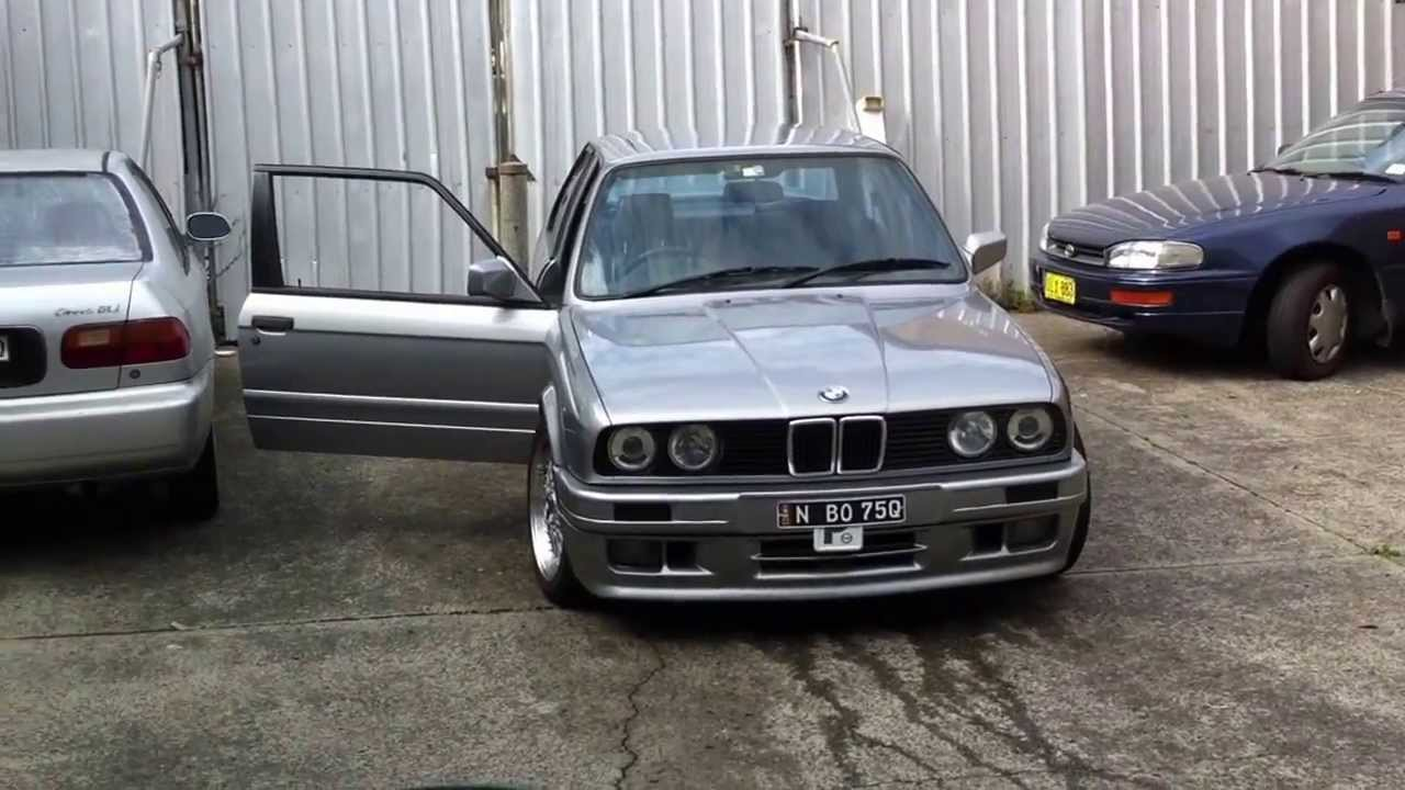1989 Bmw E30 325is Youtube
