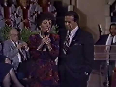 Vintage Gimenez - 1990 Rock Church 22nd Convention Va Beach VA