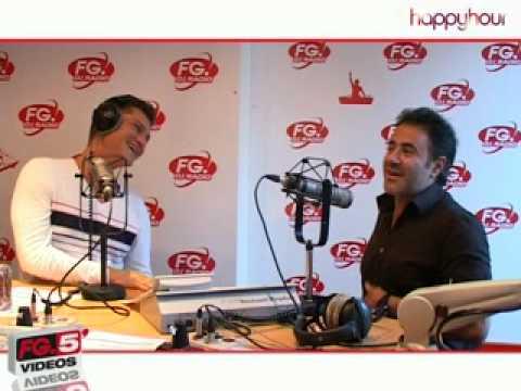 JOSE GARCIA EN INTERVIEW CHEZ  RADIO FG